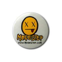 Modestep Badge